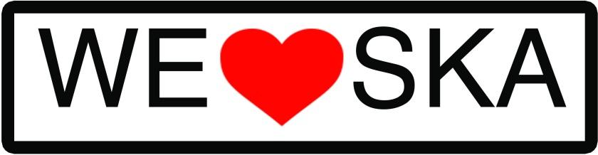 WE LOVE SKA LOGO OFFCIAL